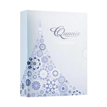 【逆龄黑科技】Quanis/克奥妮斯玻尿酸微针眼贴2600针(1对装)