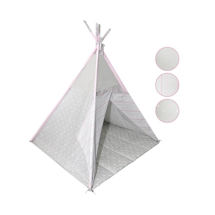 德国原装进口 Belily帐篷两件套-小狮子系列 含地垫 室内帐篷 游戏屋