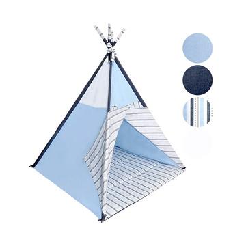 德国原装进口 Belily帐篷两件套-火车系列 含地垫 室内帐篷 游戏屋