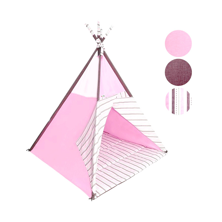 德国原装进口 Belily帐篷两件套-蝴蝶系列 含地垫 室内帐篷 游戏屋