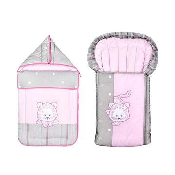 德国原装进口 Belily睡袋-小狮子系列 婴儿四季保暖睡袋