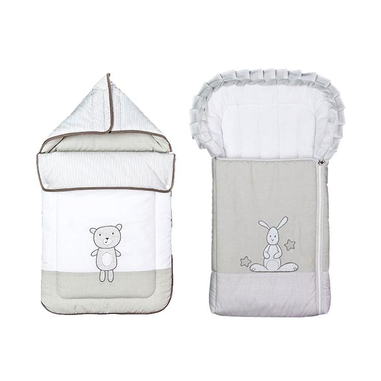 德国原装进口 Belily睡袋-泰迪熊系列 婴儿四季保暖睡袋