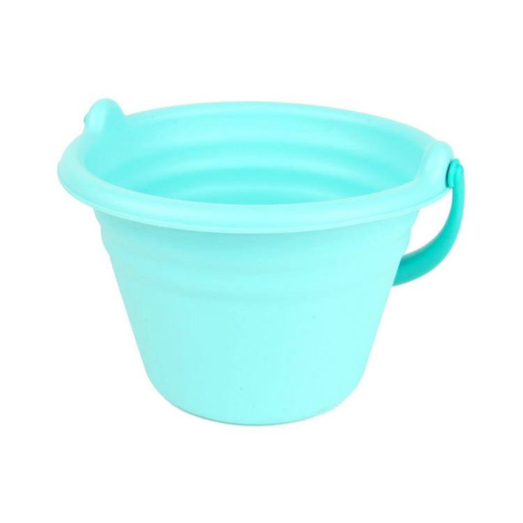 Toyroyal皇室 Flex水桶(薄荷绿)幼儿沙滩玩具