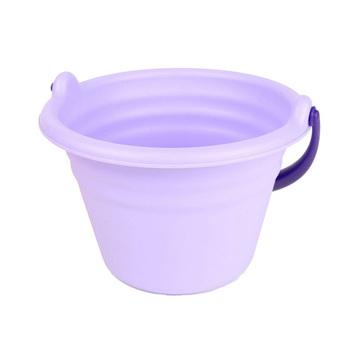 Toyroyal皇室 Flex水桶(蓝莓紫)幼儿沙滩玩具