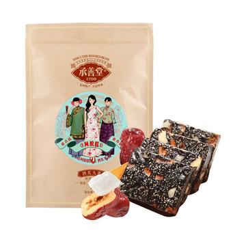 【吃出粉嫩美肌】承善堂 红枣型阿胶糕500g/袋