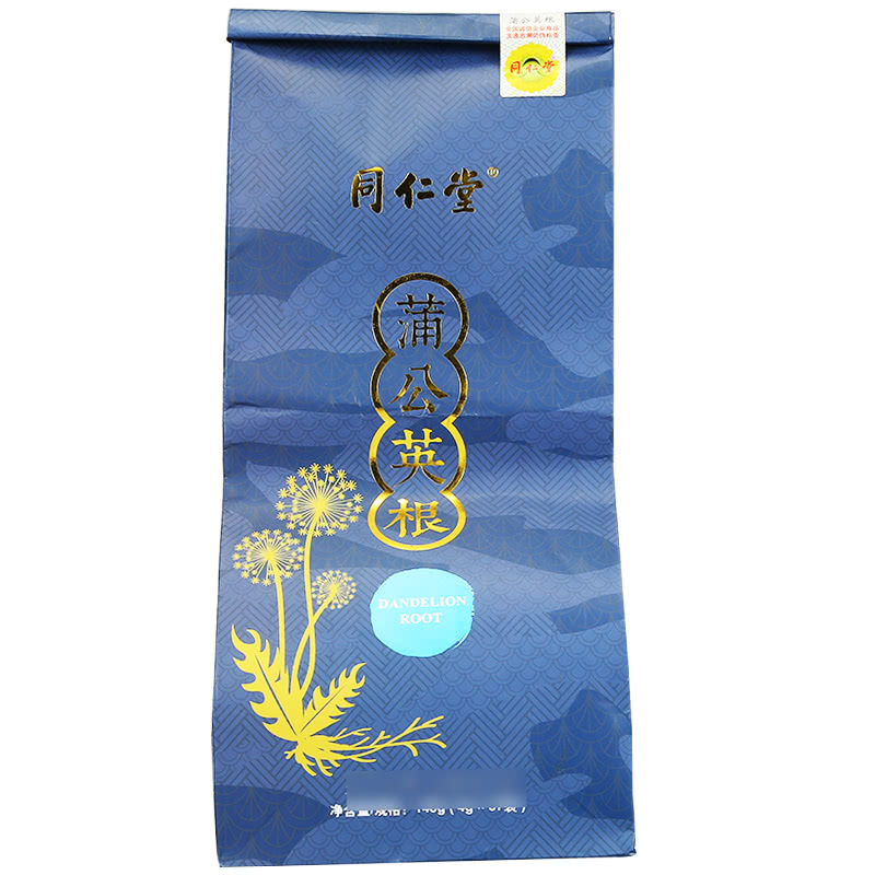 同仁堂蒲公英根茶148g(4g*37袋)