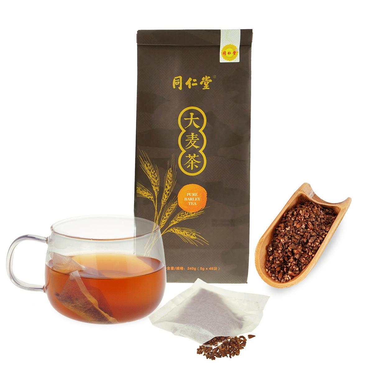 同仁堂大麦茶240g(5g*48袋)