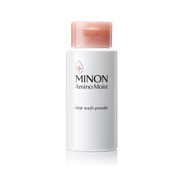 【清除黑头角质】MINON蜜浓氨基酸去角质酵素洁面去黑头日本进口洗颜粉35g洗面奶