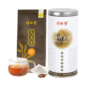 同仁堂决明子茶260g+大麦茶240g