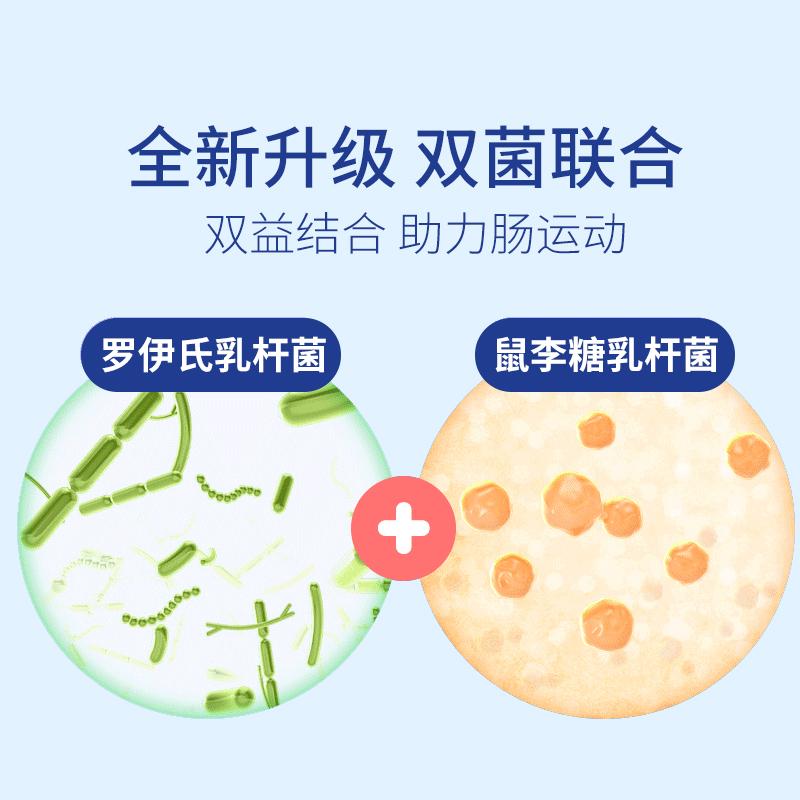 【宝宝健康礼】美国百适滴海藻油DHA胶囊+百适滴益生菌调理肠胃滴剂