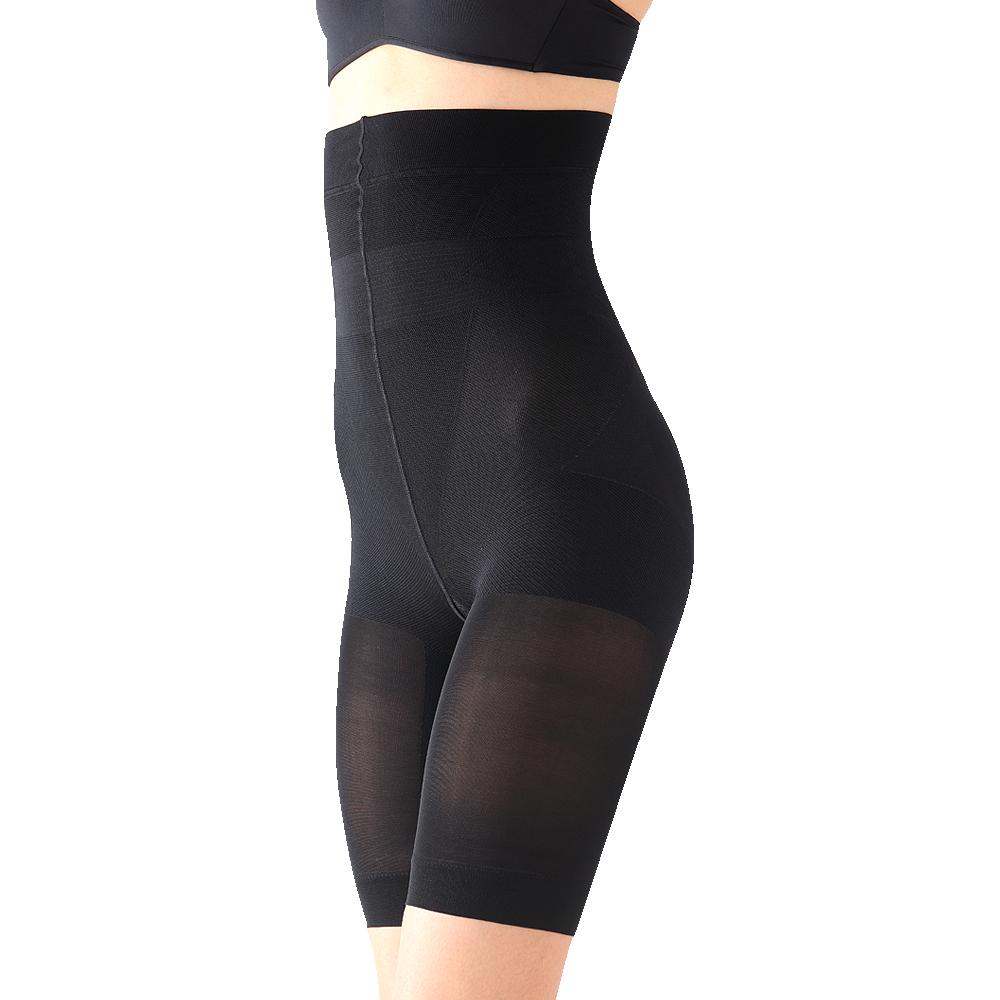 日本 STYLE UP 骨盆紧身裤-高腰黑色 L号*1件装