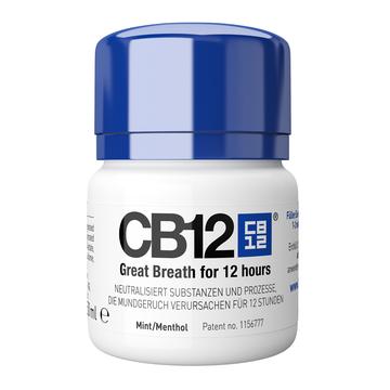 【根源祛口气】CB12薄荷漱口水 50ml  12小时口腔清净