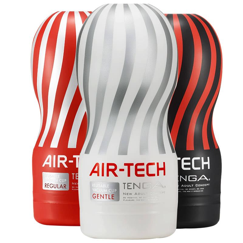 日本TENGA反复使用真空杯 自慰飞机杯成人男用情趣用品 标准