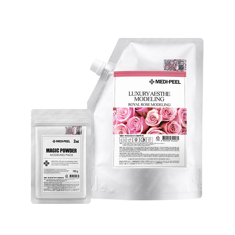 【美蒂菲玫瑰软膜】MEDI-PEEL 玫瑰软膜1千克凝胶软膜+100克精华粉