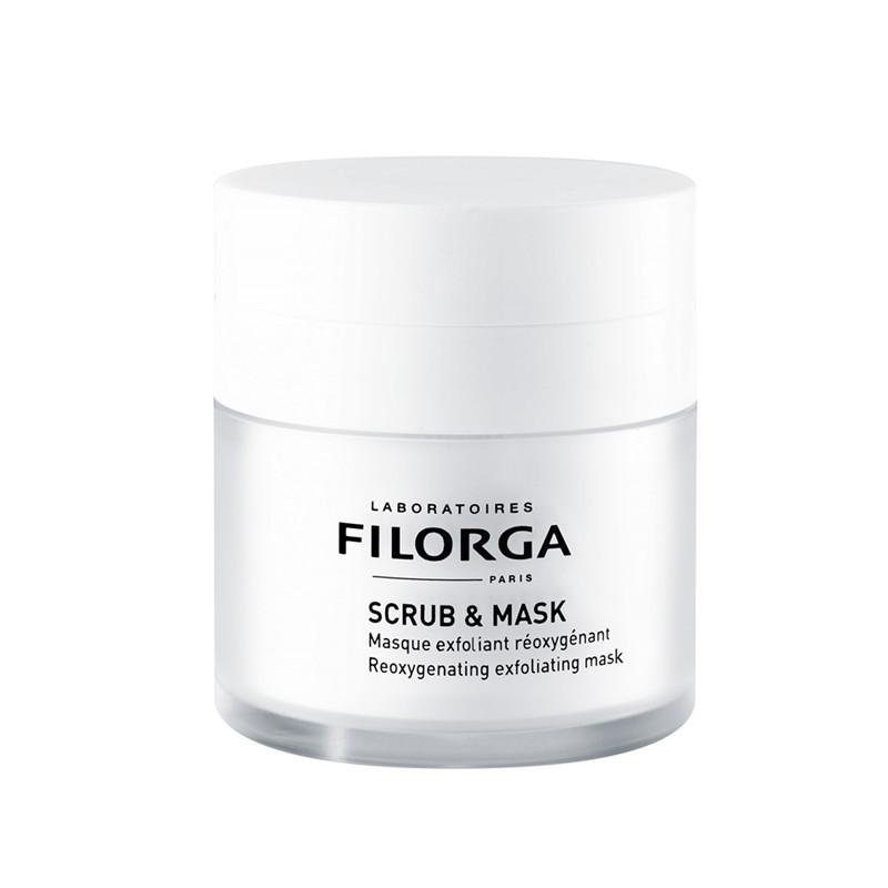 【限时买2加赠碧昂丝卸妆水1瓶】Filorga菲洛嘉清新净化面膜55ML