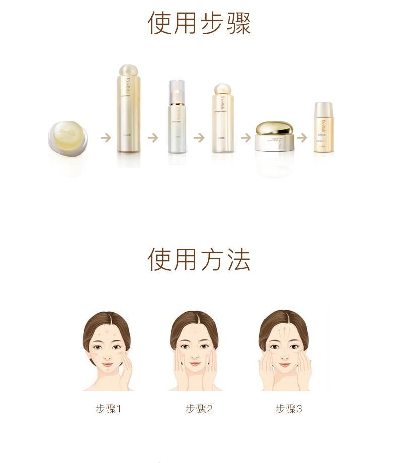 艾思诺娜 日本全能眼霜淡化黑眼圈细纹20g+焕润精华液50ml