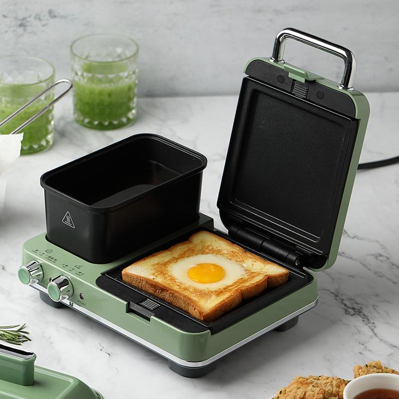 摩飞多功能轻食机配件--MR1061平烤盘