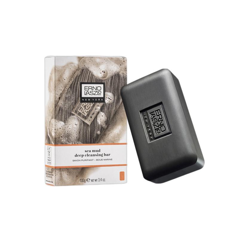 Erno Laszlo奥伦纳素海泥唤肤洁面皂100g 控油清洁保湿水油平衡 混油皮