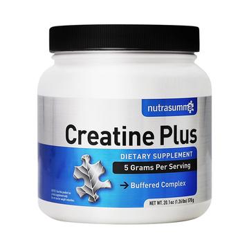 【缓解肌肉疲劳】美国纽特舒玛Nutrasumma Creatine Plus肌酸复合剂570g