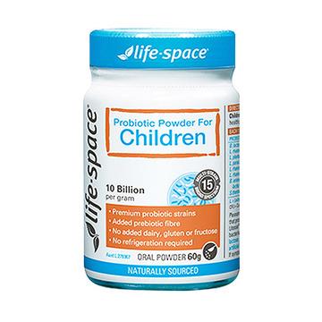 【肠道健康吃饭香】Life Space儿童益生菌粉 60g