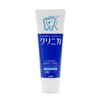 【日本进口】LION 狮王 CLINICA 牙膏 清新薄荷 130g