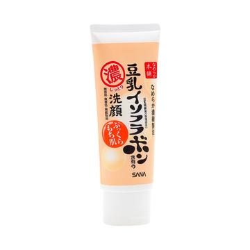 【日本进口】SANA 莎娜 豆乳浓润美肌洗面奶 150g