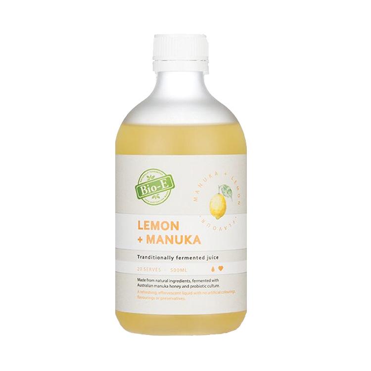 【植物精华 酵醒活力】 Bio-E 柠檬味酵素酶 500ml