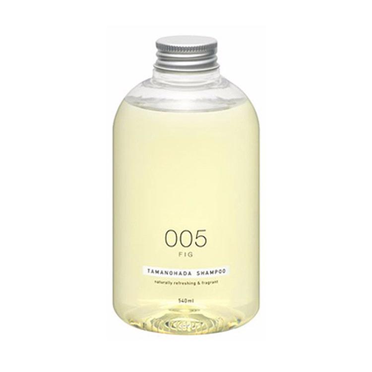 【活力水果香洗发水】TAMANOHADA 玉之肌 洗发水  540ML   005-无花果
