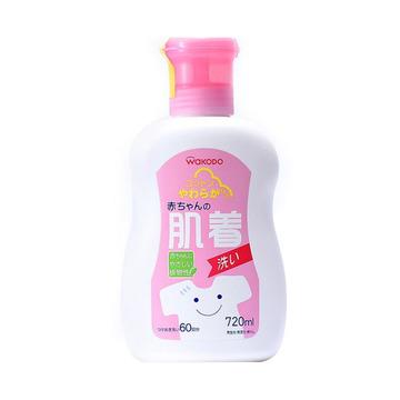 【植物性皂基】WAKODO 和光堂 婴儿内衣洗涤液 720ML