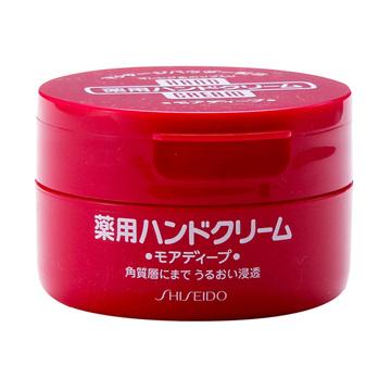【改变手部年龄】SHISEIDO 资生堂||尿素深层滋养手霜||100g 药用美肌护手霜 100克/