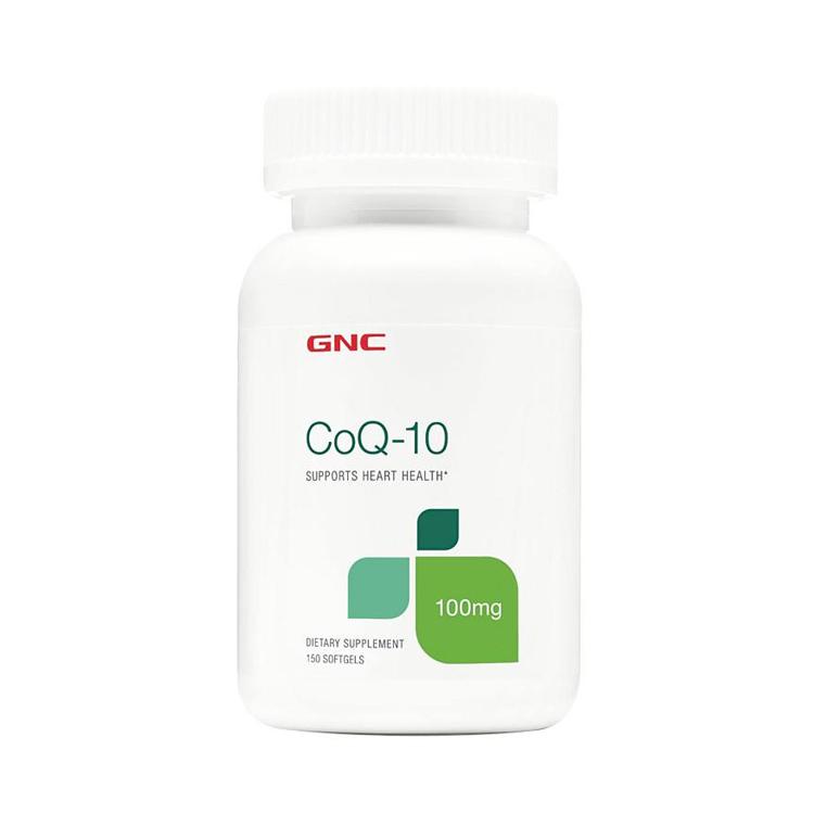 【心脏活力之源】美国GNC健安喜 辅酶Q10软胶囊 100mg*150粒