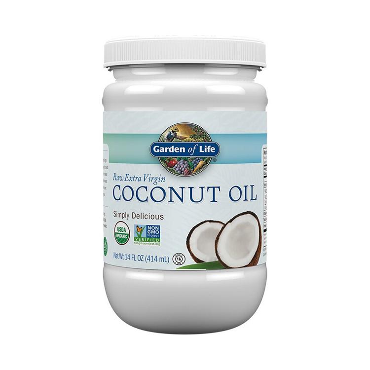【理想的健康油】美国RAW特技初榨椰子油 (塑料瓶)414ML