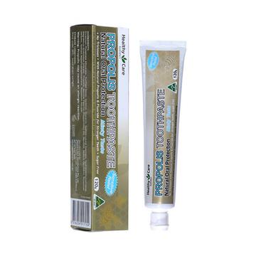 【亮白洁齿 清新口气】澳洲 Healthy Care蜂胶牙膏 120g 薄荷味