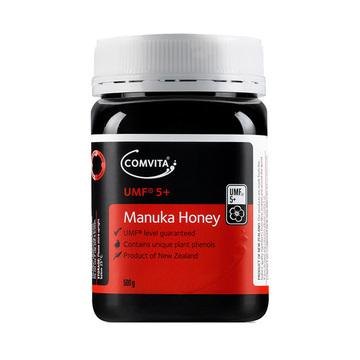 【天然滋养品】新西兰comvita 康维他麦卢卡蜂蜜UMF5+ 500g