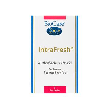 BioCare 女性益生菌栓剂 6支/盒