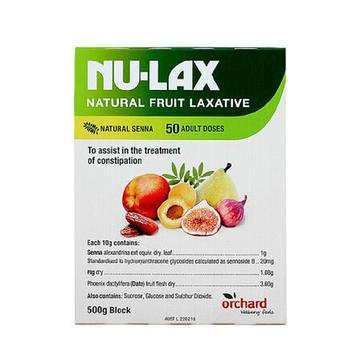 【拯救肠道不畅快】澳大利亚NU-LAX乐康膏 果蔬润肠排毒养颜 500g