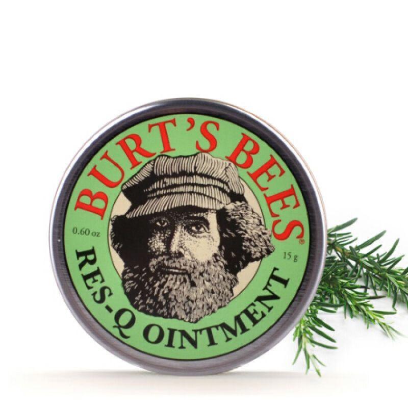 美国BURT'S BEES 小蜜蜂 宝宝膏紫草膏 15g 婴幼儿驱蚊止痒