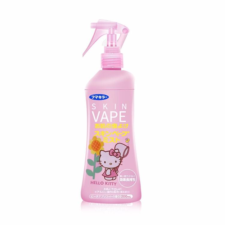 【香港直邮】日本未来VAPE驱蚊水粉色 200ml