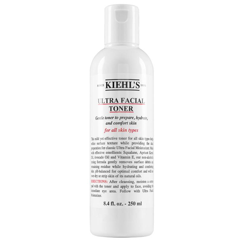 美国科颜氏kiehls高效保湿水250ml