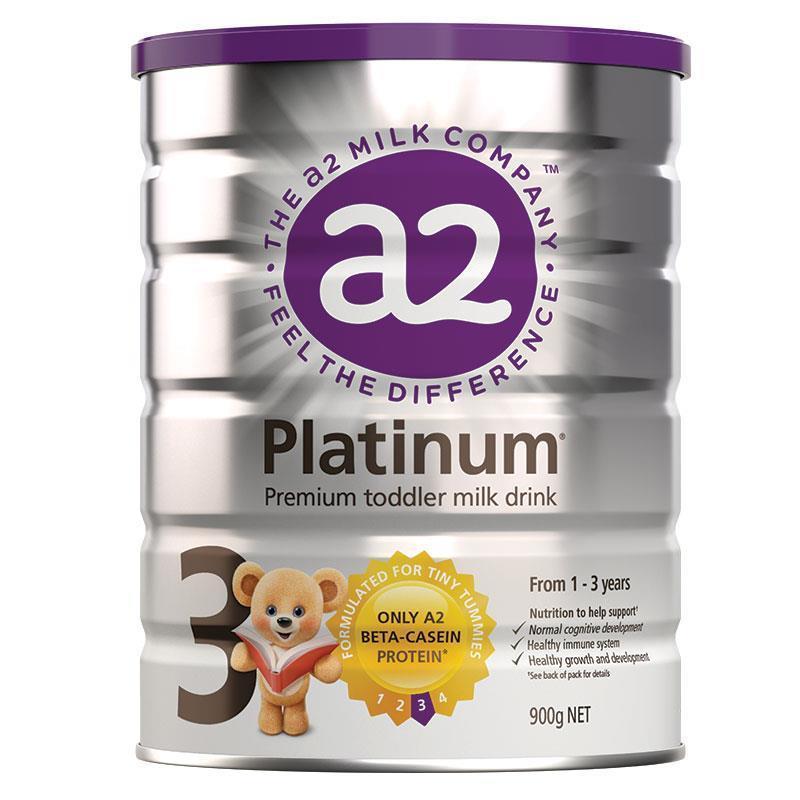 A2白金系列3段嬰兒配方奶粉900g