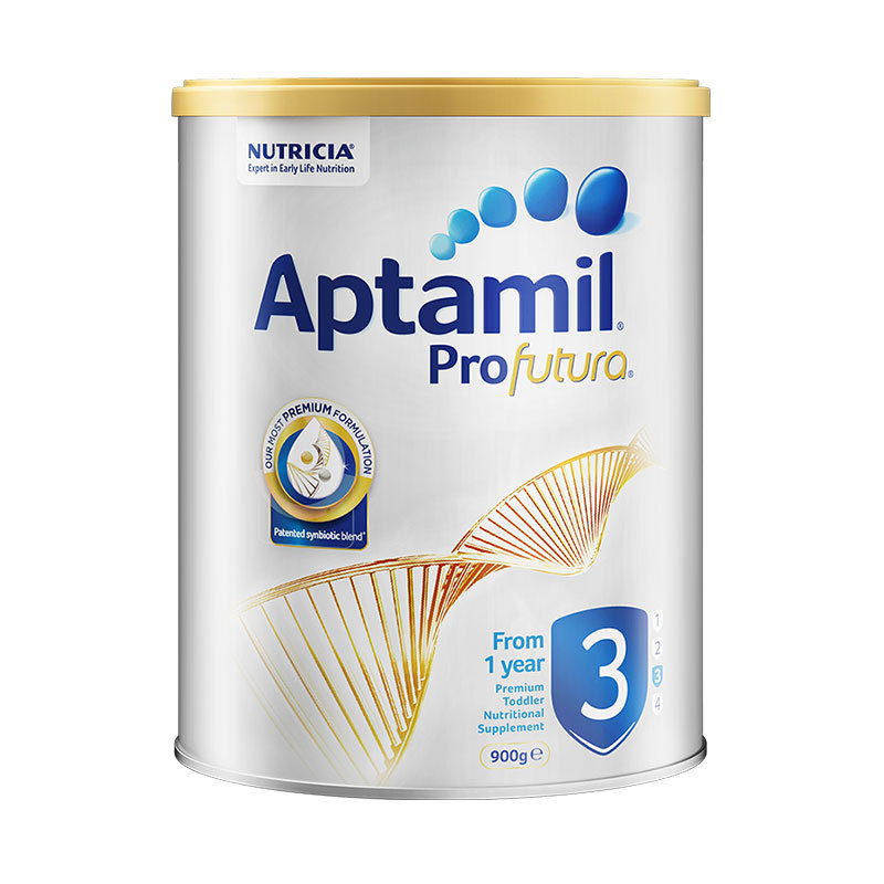 Aptamil爱他美铂金版3段婴幼儿奶粉900g