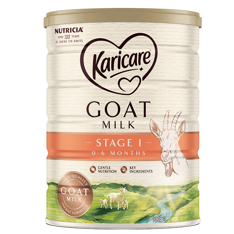 karicare可瑞康1段嬰兒羊奶粉900g