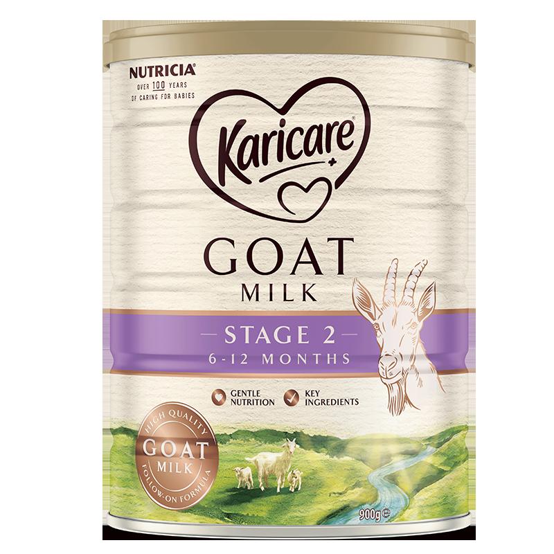 karicare可瑞康2段婴儿羊奶粉900g