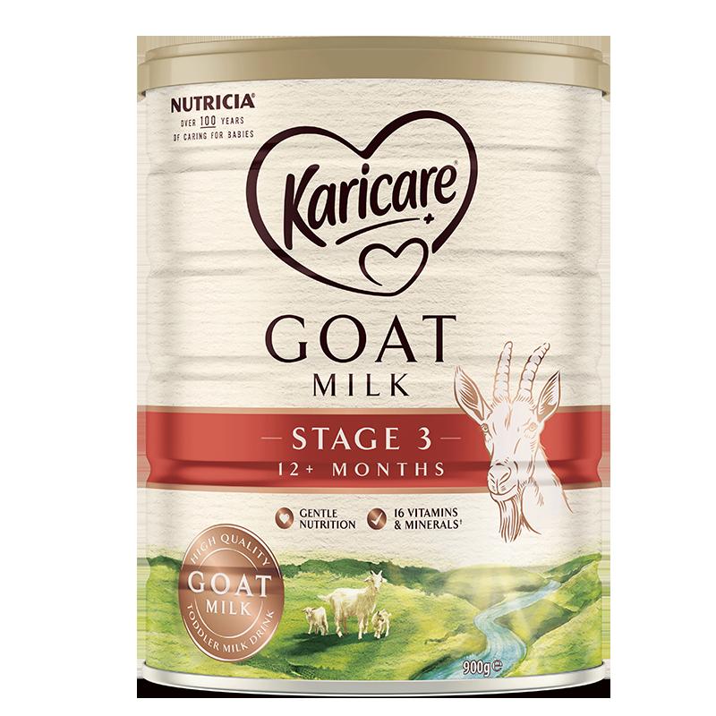 karicare可瑞康3段嬰兒羊奶粉900g