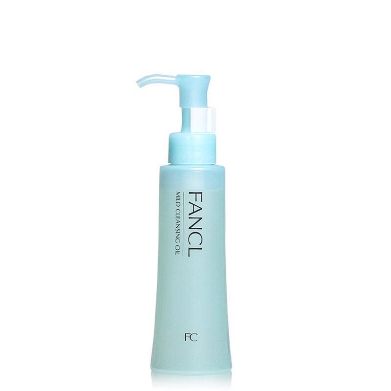 【卸護合一 敏肌可用】日本FANCL 芳珂 無添加凈化卸妝油 120毫升
